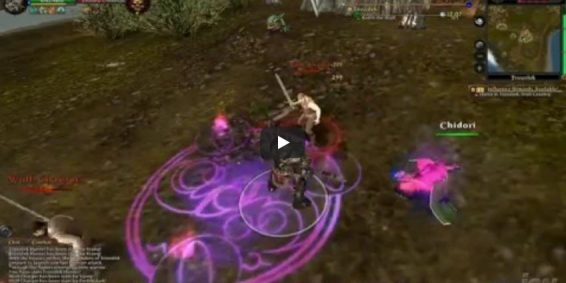 Warhammer Age of Reckoning Gameplay